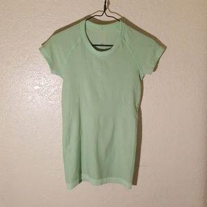 Lululemon Green Top